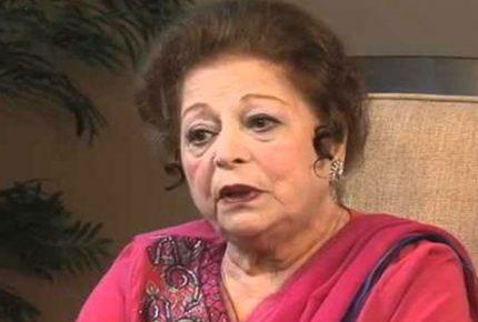 پی این سی اے میں صبیحہ خانم کی یاد میں آن لائن نشست کا انعقاد کیا گیا